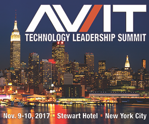 Tech Manager Call for Speakers: NYC AV/IT Leadership Summit