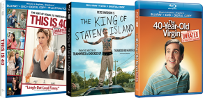 CinemaBlend Is Giving Away A Trilogy Pack Of Great Judd Apatow Movies