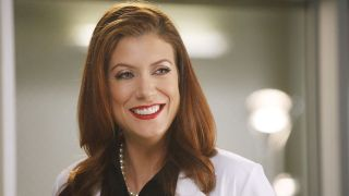 Kate Walsh is Doctor Addison Montgomery on Grey's Anatomy