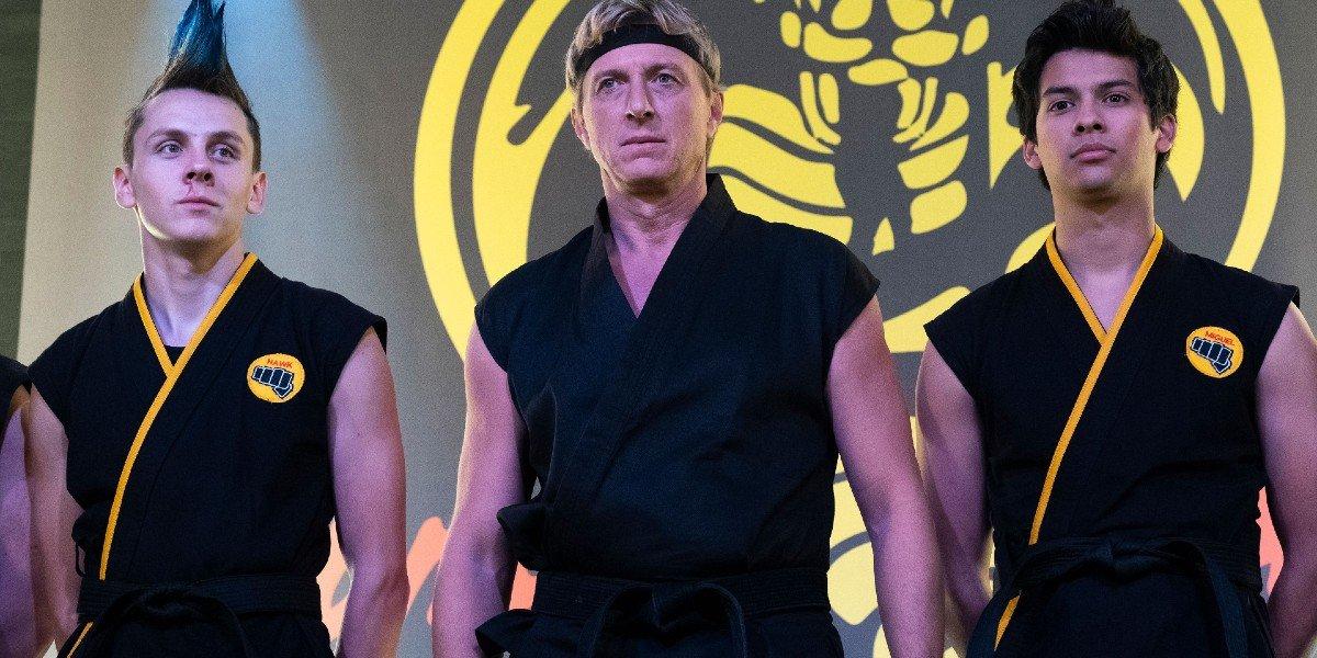 The Cast of Cobra Kai