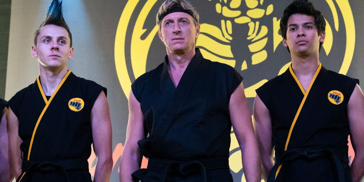 Cobra Kai Cast: Where You've Seen The Actors Before, Including Original Karate Kid Stars