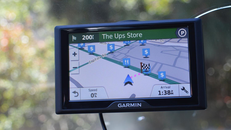 Crystal Clear Screen Protector for Garmin Drive 51