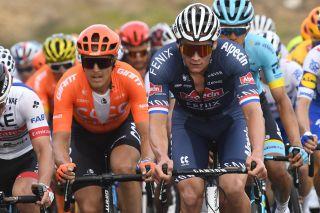 Alpecin-Fenix's Mathieu van der Poel on stage 2 of the 2020 Volta ao Algarve