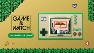 game and watch legend of zelda