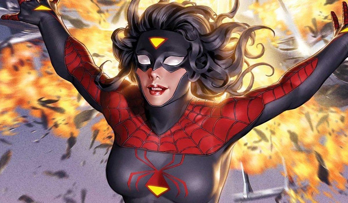 Jessica Drew Marvel Comics