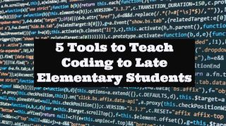 5 Tools to Teach Coding to Late Elementary Students