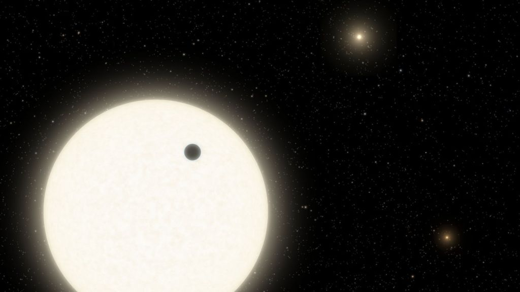 It's really there! Kepler space telescope's 2nd-ever exoplanet candidate finally confirmed.