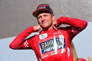 Kanstantsin Siutsou (Bahrain - Merida) leads Tour of Croatia into the final stage