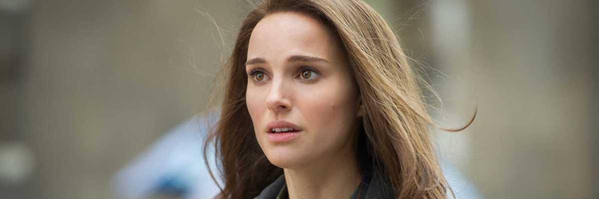 Natalie Portman's Jane Foster in Thor
