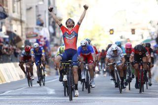 Vincenzo Nibali wins Milan-San Remo