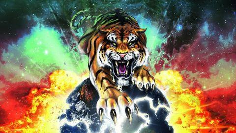Tygers Of Pan Tang album cover