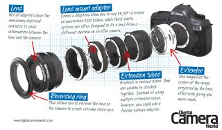 Canon EF/EF-S lens adapters