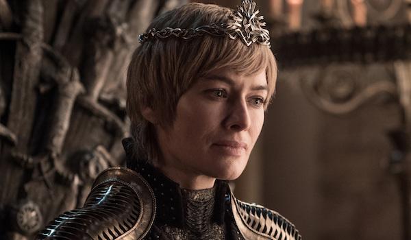cersei in her crown game of thrones season 8