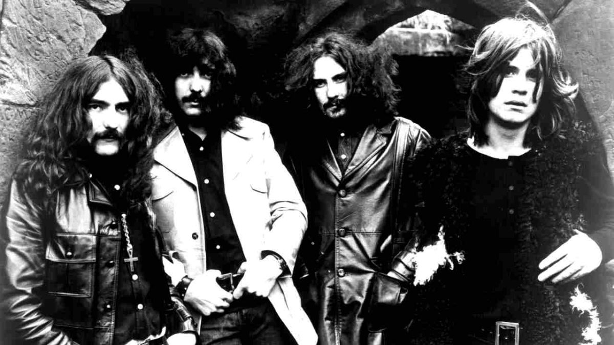 50 years on, Black Sabbath's Paranoid is still the sound of heavy metal's future