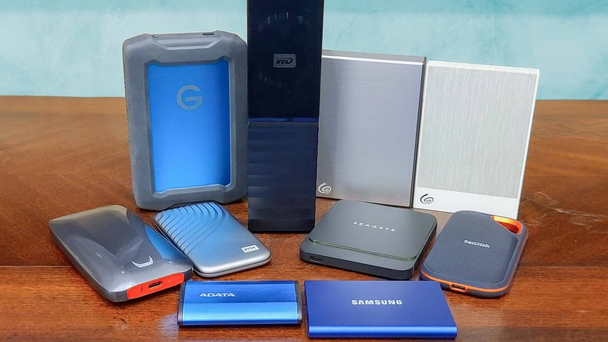 The Best External Hard Drive for a Small Business