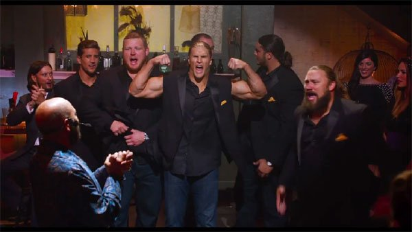 Pitch Perfect 2 Green Bay Packers