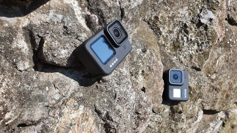 GoPro Hero 8 Black vs Hero 9 Black