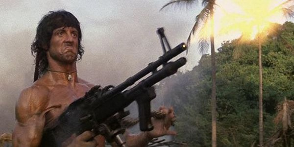Sylvester Stallone paling Badass film, Peringkat