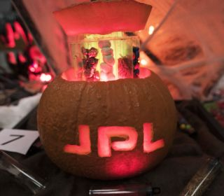Mars Sample Return Pumpkin