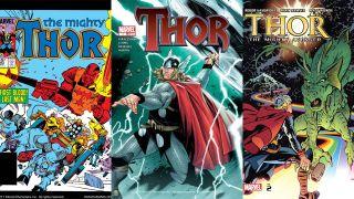Best Thor stories