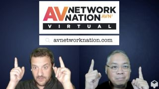 Manolo Almagro (right) and Ben Gauthier (left) are set to keynote the AV Network Nation event on Dec. 10.