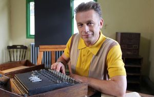"Chris Packham: ""Only by being candid and truthful can I help other people."""