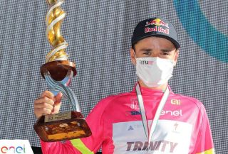 Tom Pidcock won the 2020 Under-23 Giro d'Italia