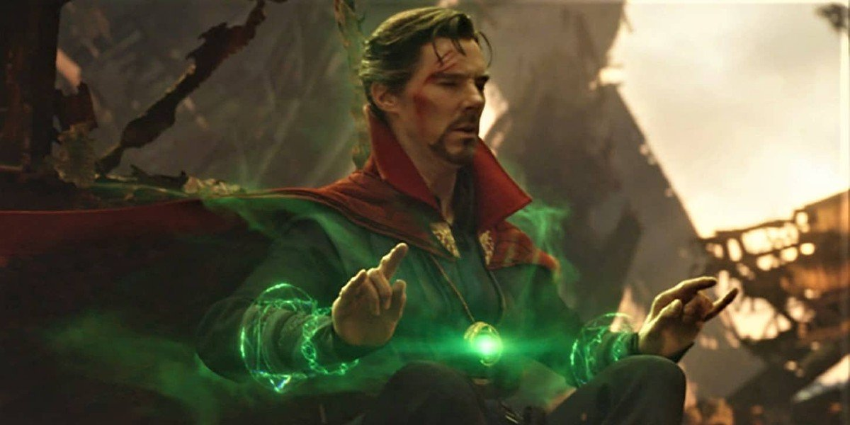 Benedict Cumberbatch - Avengers: Infinity War