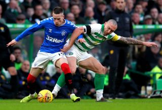 Celtic v Rangers – Ladbrokes Scottish Premiership – Celtic Park