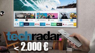 Fernseher bis 2000 Euro