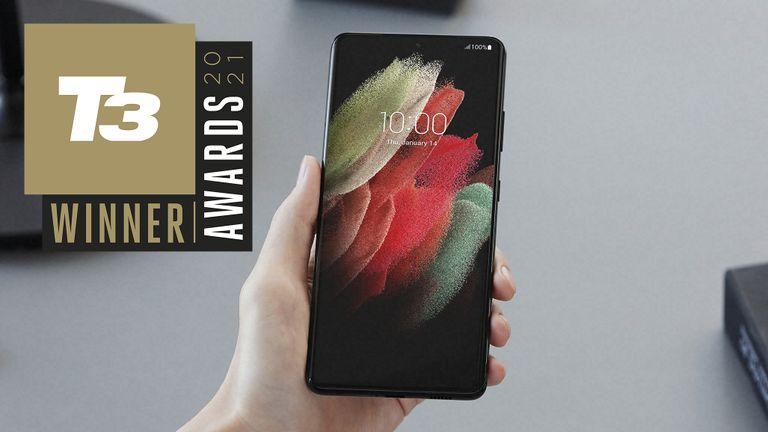 Samsung Galaxy S21 Ultra T3 Awards 2021