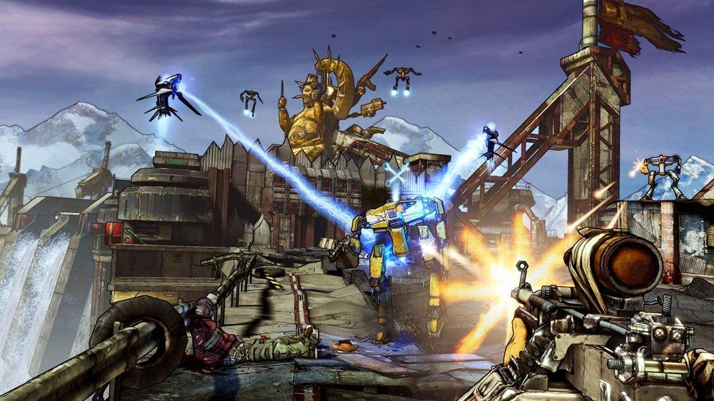 Borderlands 2 Digistruct DLC Now Available #28694