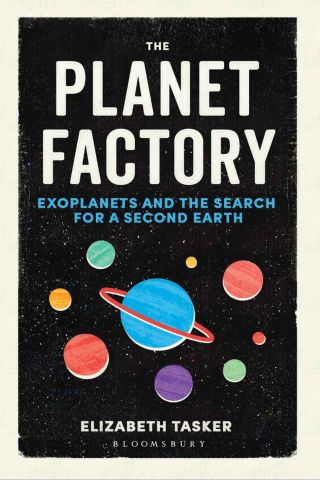 The Planet Factory book cover
