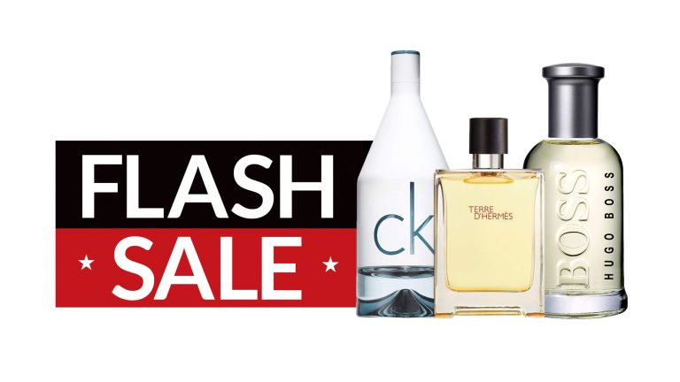 Save up to 70% off men's fragrances from Coach, FCUK, Montblanc and smell great for Valentine's