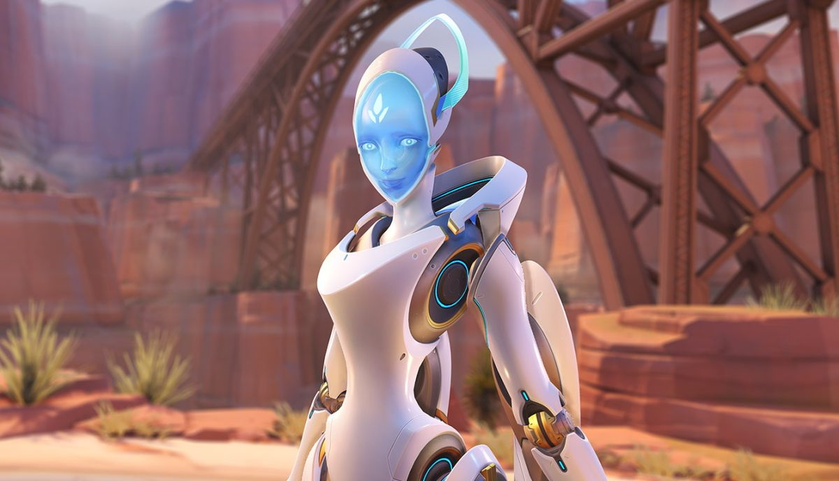 Overwatch's new hero Echo can 'duplicate' enemies and use their abilities against them