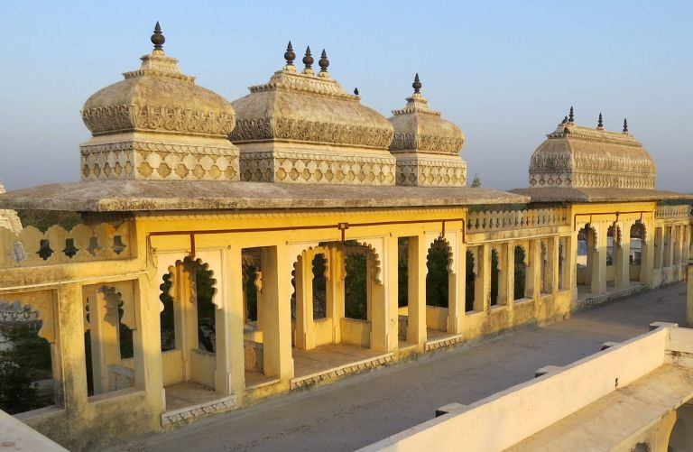 How you can visit the Best Exotic Marigold Hotel for yourself