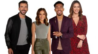 Kay Adams, Lawrence K. Adams host Meredith's 'People (the TV Show!)' along with correspondents Jeremy Parsons and Sandra Vergara.
