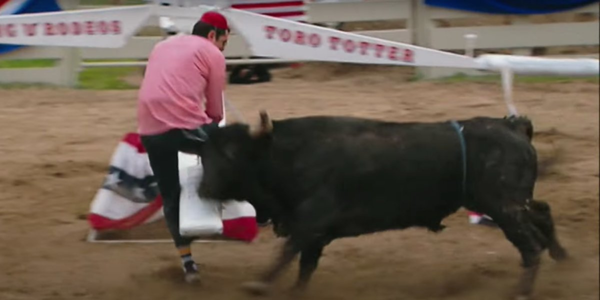 Johnny Knoxville in Jackass Number Two