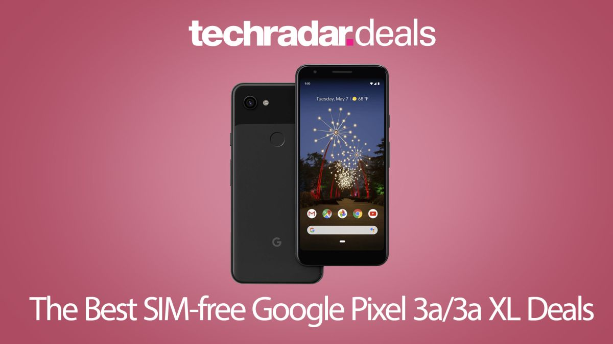 The cheapest Google Pixel 3a and 3a XL unlocked SIM free