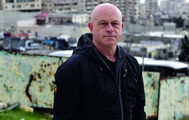 The West Bank is a pretty brutal place to live. But amid the conflict and controversy of the Israeli and Palestinian dispute, Ross Kemp investigates a problem which is destroying a whole generation.
