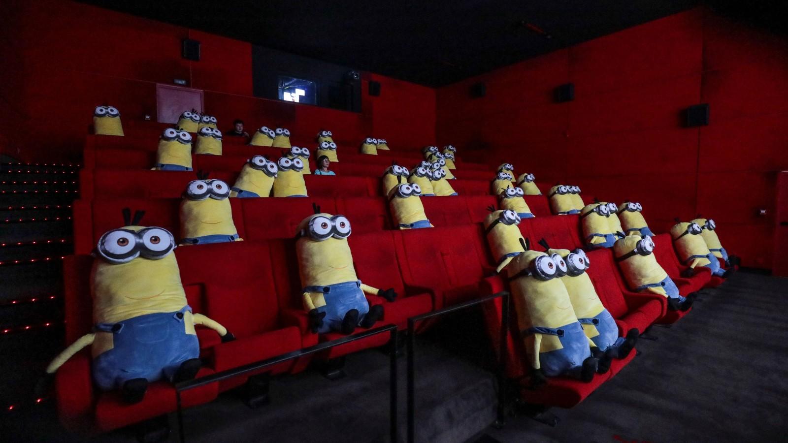 social distancing, cinemas