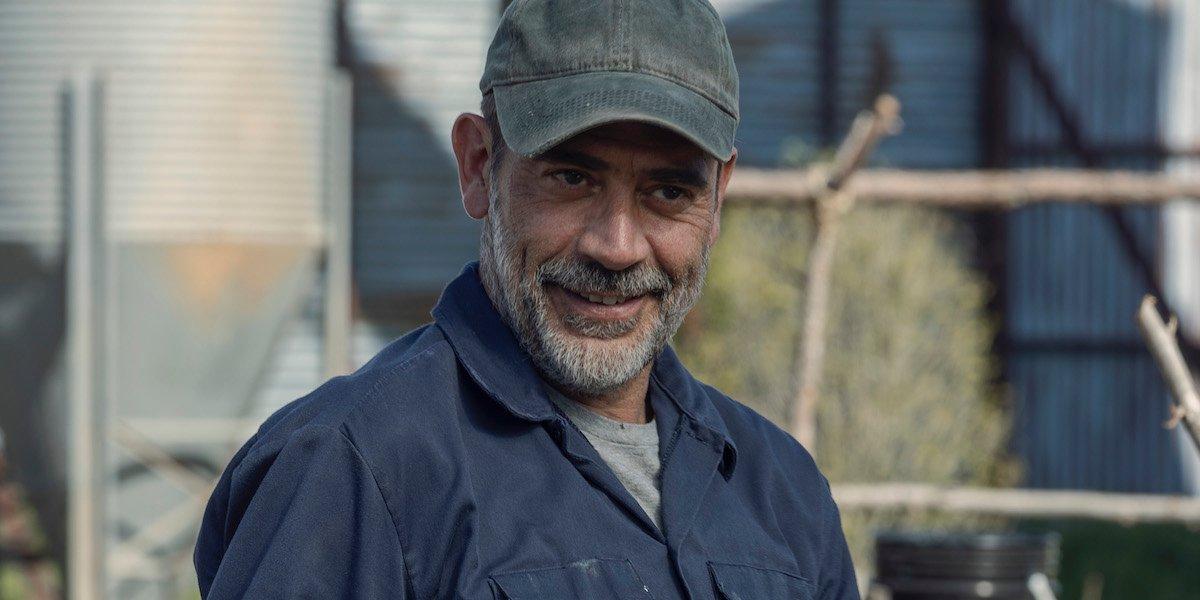 the walking dead negan free man in season 10