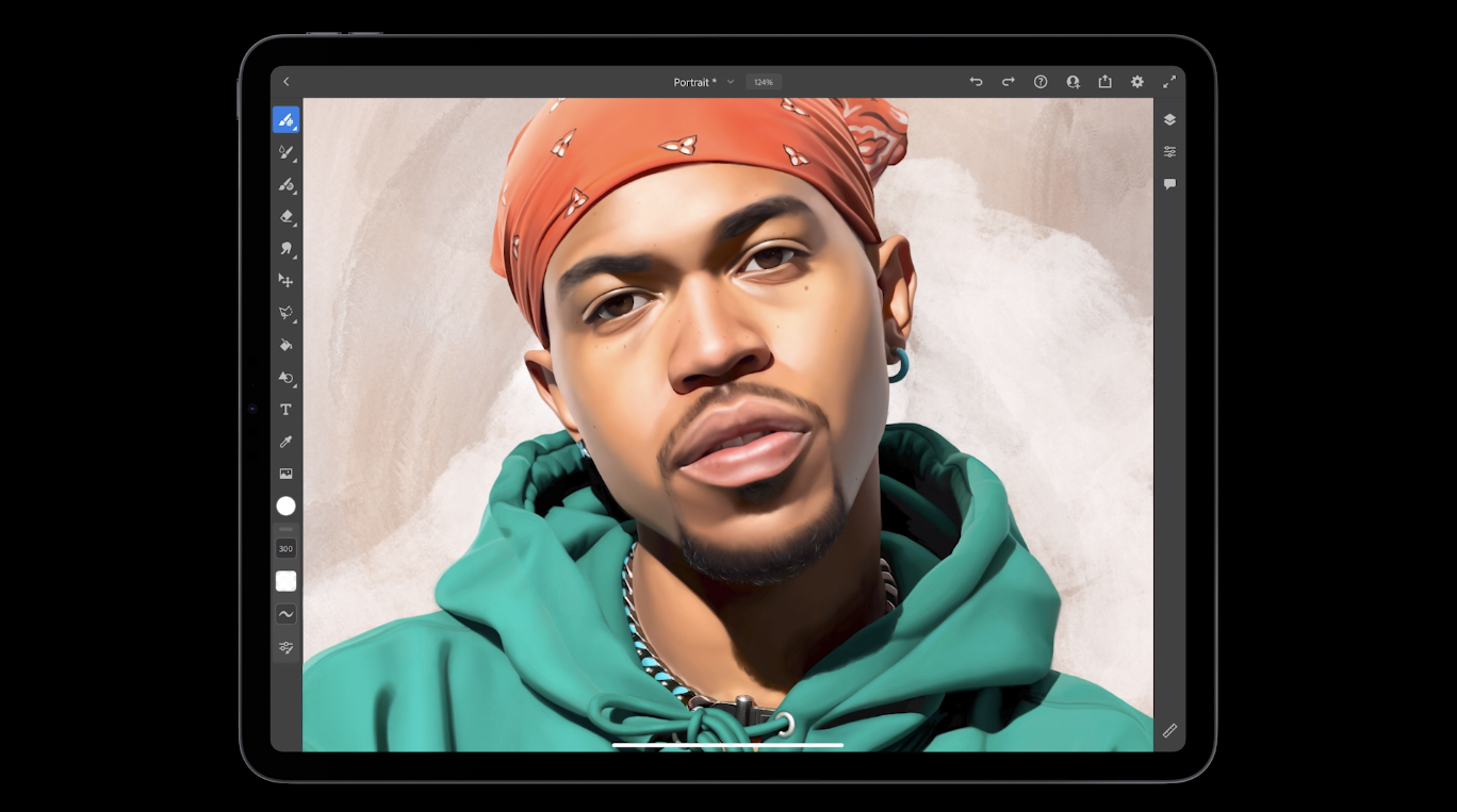 iPad Pro 2021 - drawing apps