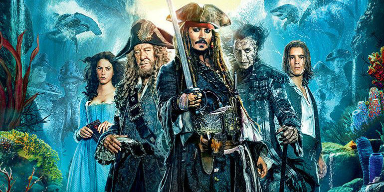 Pirate of the caribbean: Dead Men Tell No Tales cast