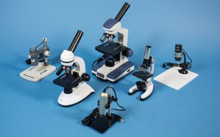 all the microscopes we tested.