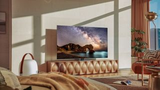 Step into the action with a Samsung Neo QLED TV