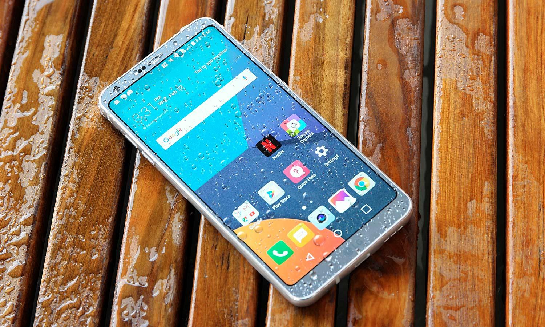 Лучшие и худшие телефоны LG: LG G6