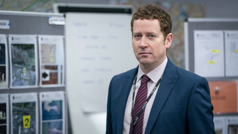 Nigel Boyle as Ian Buckells in BBC's Line of Duty