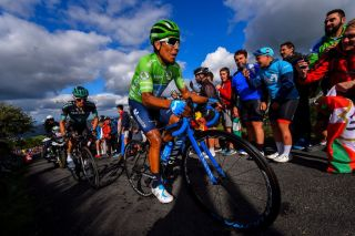 Nairo Quintana's time at Movistar is almost over
