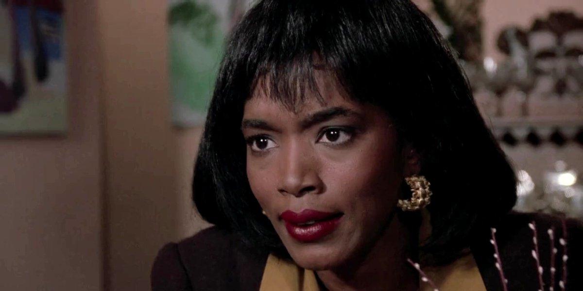Angela Bassett in Boys n the Hood